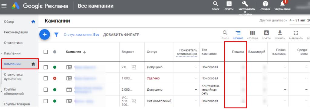 Частота показов рекламы в Яндекс и Google: как не утомить пользователей