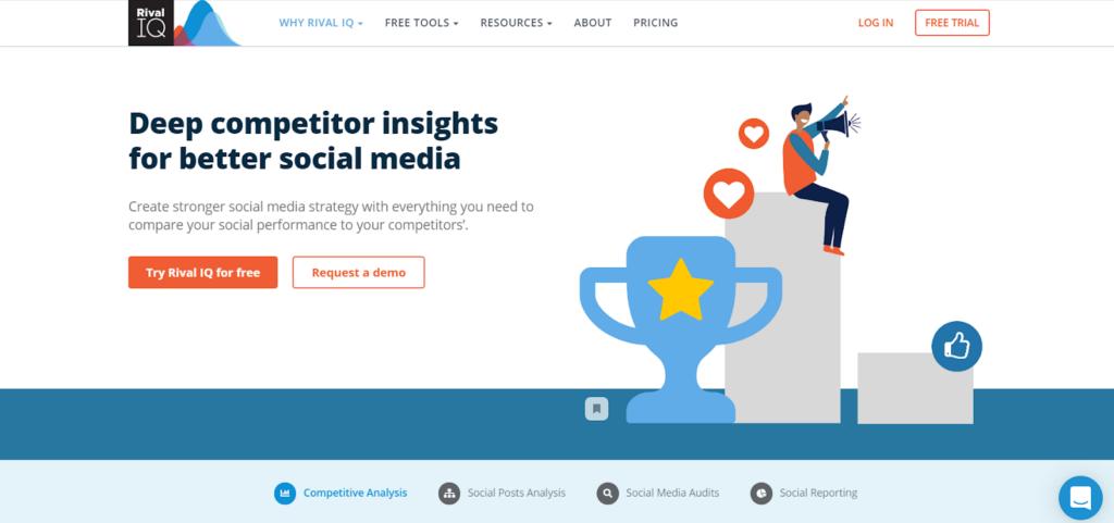 30+ сервисов, которые расскажут о ваших конкурентах